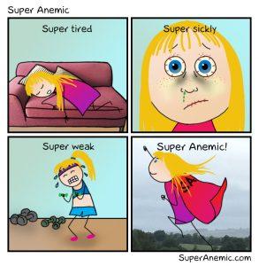 super-anemic