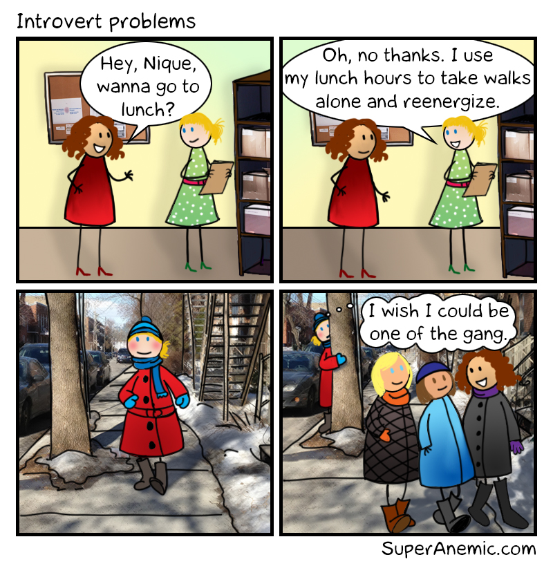 introvert-problems