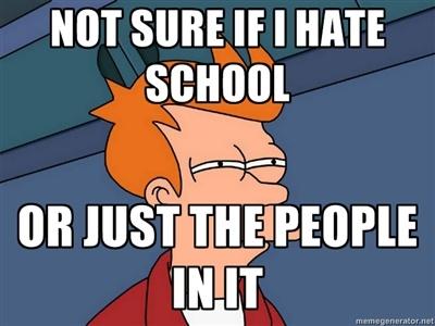 hate-school