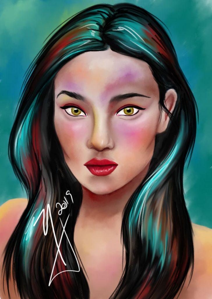 kaori-makeup